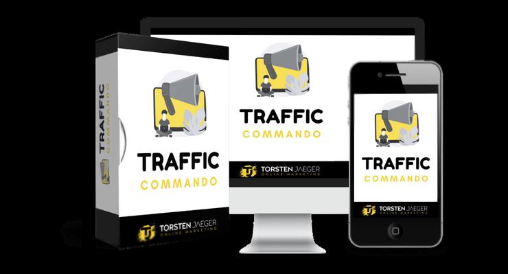 Webinar zu Traffic Commando